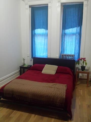 Big 1 bedroom apartment - landmark townhouse - ブロンクス区 - アパート