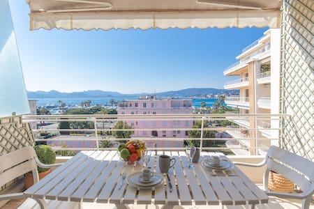 ❤️ Apartment Sea view in Cannes❤️