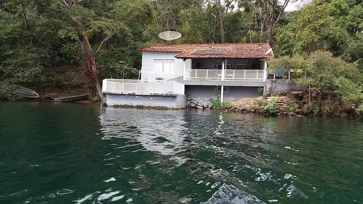 Rancho do Tize - Paraíso na represa de Rifaina