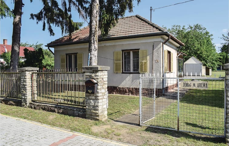 Holiday cottage with 2 bedrooms on 75m² in Szántód