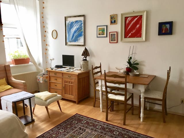 Cosy city apartment with balcony ! - Wien - Flat