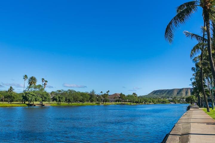 Waikiki Home Rental,  2 Parking/short.