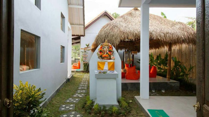 The Nest Canggu Surf Hostel and Homestay (private)