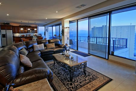Calafia Penthouse- Views every room - Rosarito - Wohnung