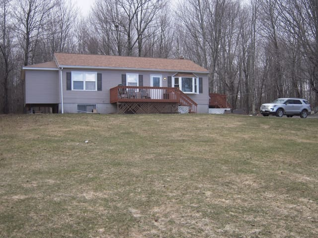 3 Bed House Close to everything!  Catskills Finest