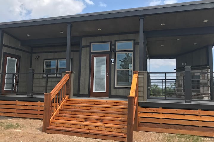 Tiny Home in New Outdoor RV & Tiny Home Resort