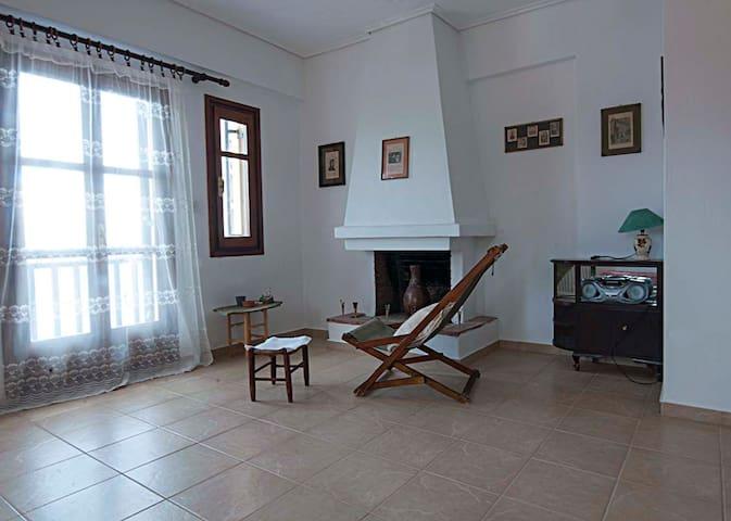 Ονειρεμένο μπαλκόνι στο Αιγαίο! - Agios Ioannis Mouresiou - Appartement