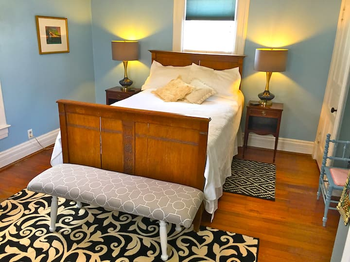 Comfort and Charm in Historic Milford