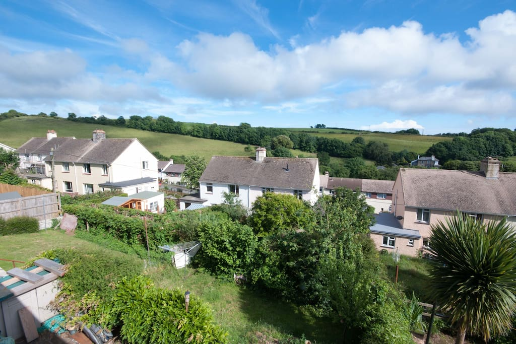 Double room in beautiful south devon houses for rent in for Kingsbridge homes