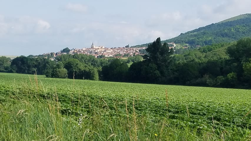 Rural France among the Puys