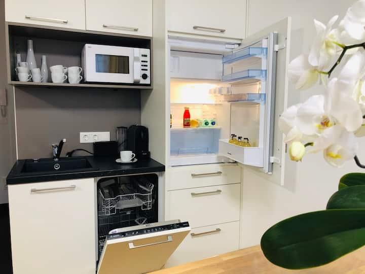 Stylish micro apartment in Graz