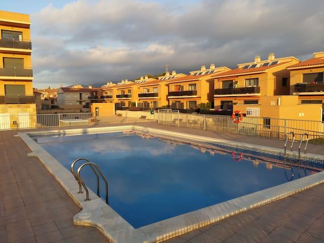 Apartamento Miami Platja (Tarragona) WIFI+NETFLIX
