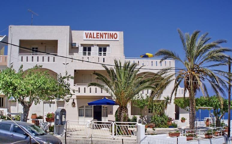 Valentino Apartments (apartment 5)  - Geropotamos - Appartement