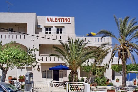 Valentino Apartments (apartment 5)  - Geropotamos - Wohnung