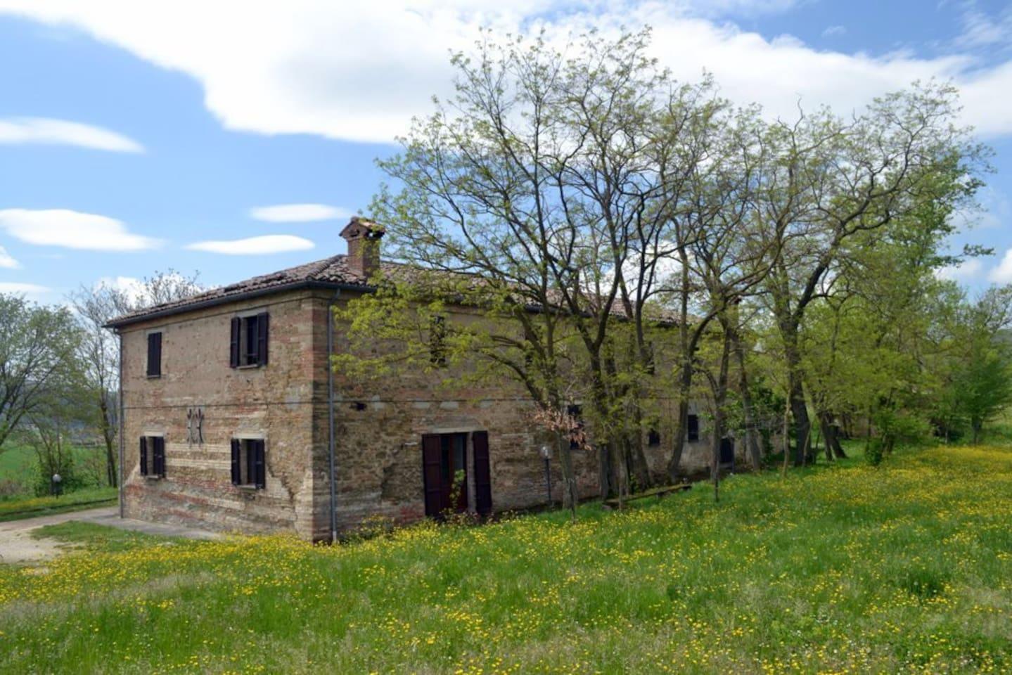 UMBRIA COUNTRY HOUSE NEAR GUBBIO AS