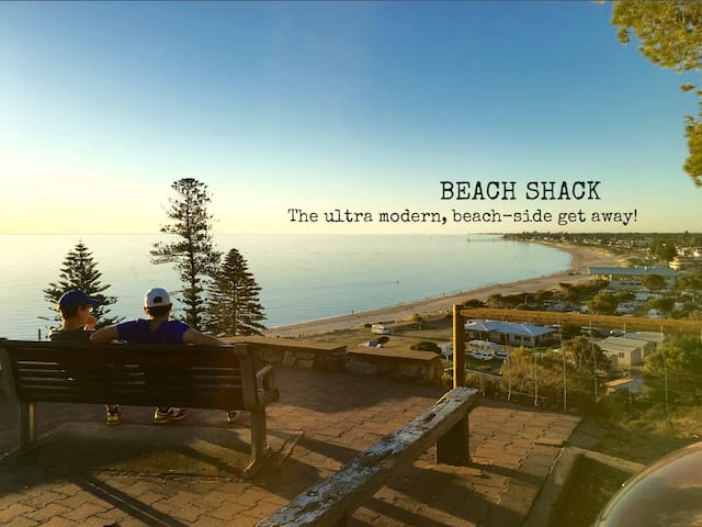 The Beach Shack - Ideallic Seaside Getaway - Kingston Park - Byt