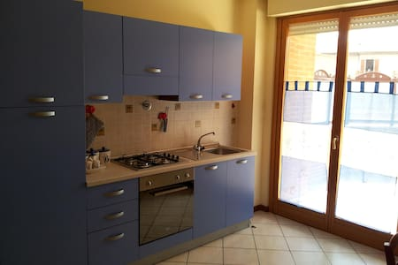 Vacation Rental THE BLUE ROCK - Bastia Umbra - Apartment