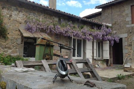 maison de vacances en Périgord 5/6 personnes - Piégut-Pluviers - Talo