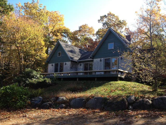 Quiet home near Acadia - Bar Harbor - House