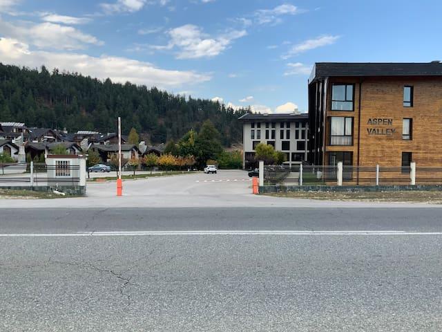 Aspen Valley Complex, Razlog, Bansko