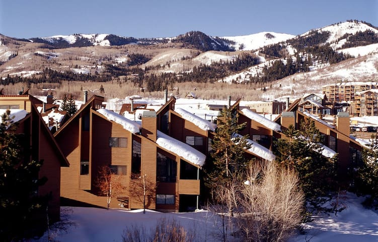 Amazing Condo at Park City/Canyons! - Park City - Appartement