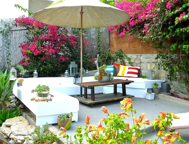 1Br Bungalow & Outdoor Living Room - Los Angeles - Hus