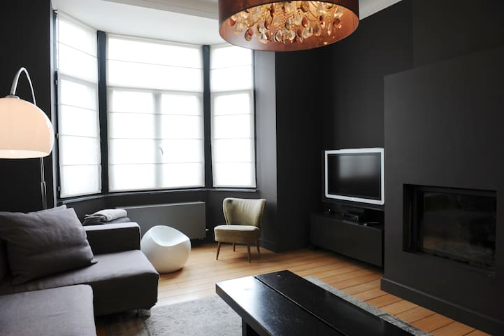 Luxury house in Brussels (300m2)