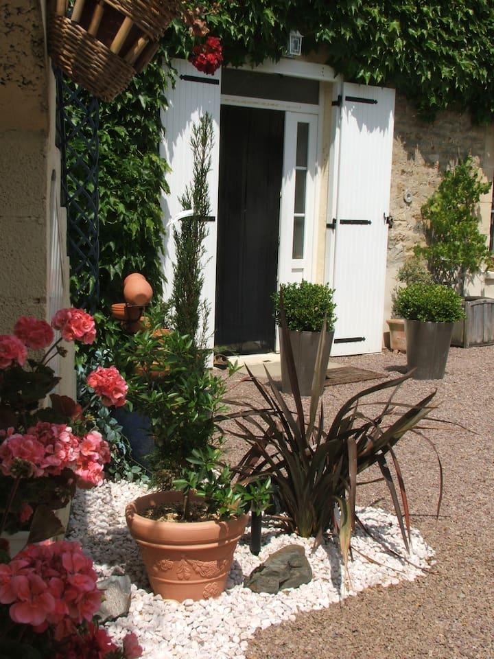 Guest House in Normandie near Caen