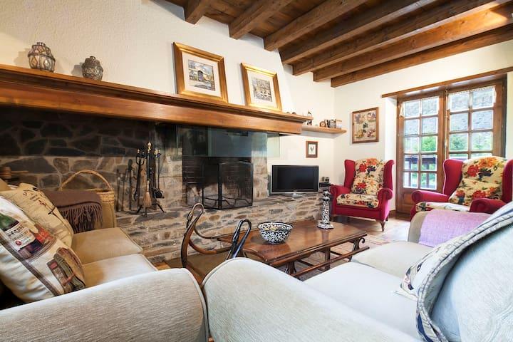 maravillosa casita en Vall Aran - Escunhau - Hus