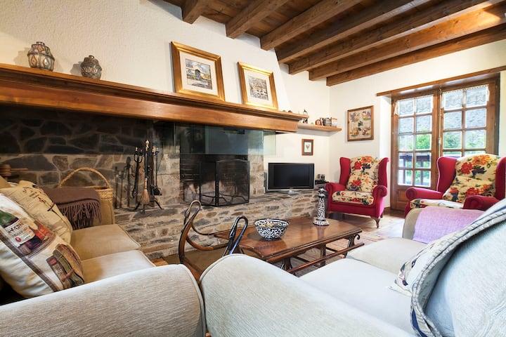 maravillosa casita en Vall Aran