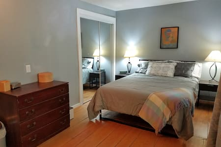 Newly Renovated Chester Springs Guesthouse