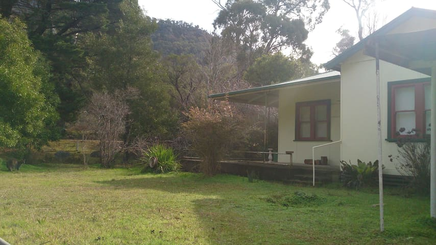 Bush Retreat,Venture Inn, Grampians