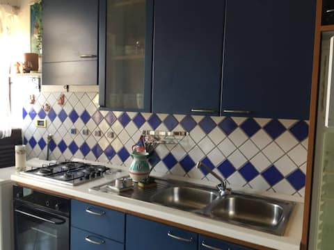 Holiday home and relaxation in Pisciotta