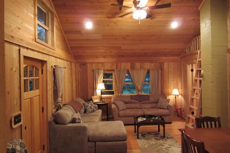 Gum Run Cabin Super Cute & Cozy by National Forest - HINTON - 小木屋