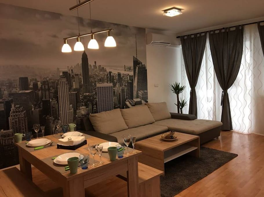 Cover photo - living area