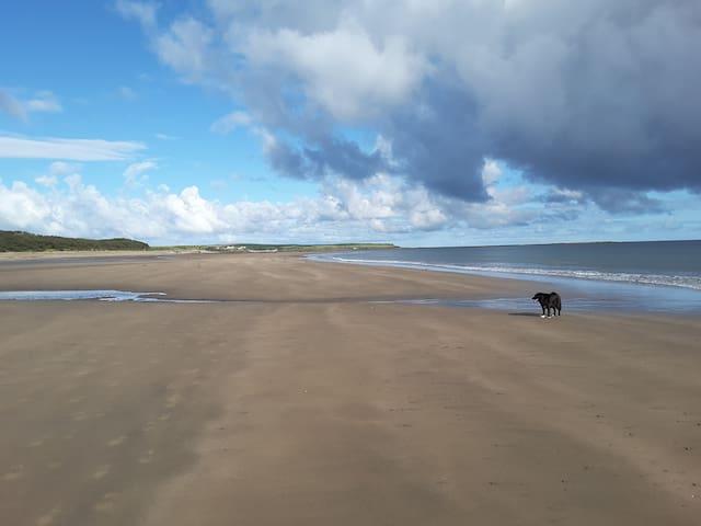 Wild Atlantic Way. Skreen Sligo