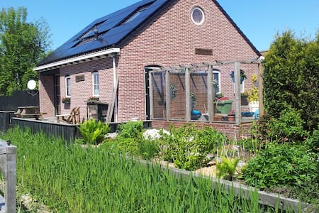 Waddenstee vakantiehuis Pieterburen - Westernieland - ที่พักพร้อมอาหารเช้า