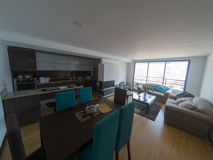 Excelente Habitación en Apartamento Nuevo