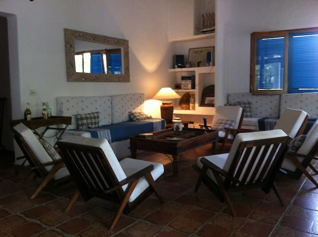 Rent beautiful house in Formentera
