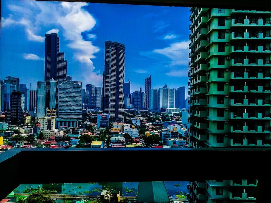 Overlooking Makati View