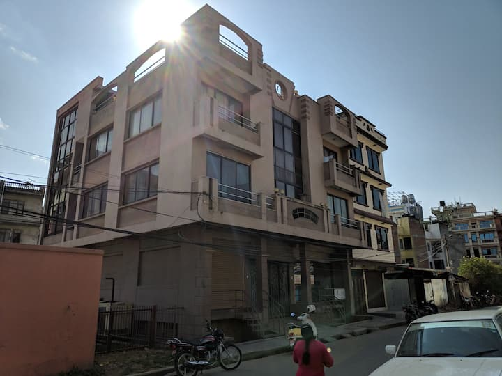 Khusibu Apartment / 2BHK / proximity to Thamel