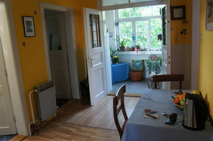Cosy, sunny house in the centar