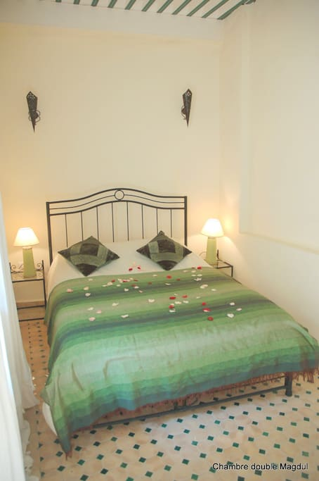 Essaouira room 45€ a night with breakfast