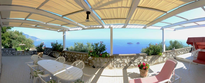 Wonderful house on the Amalfi Coast - Piano di Sorrento - Rumah