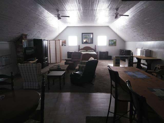 The Studio at Mountain Getaway