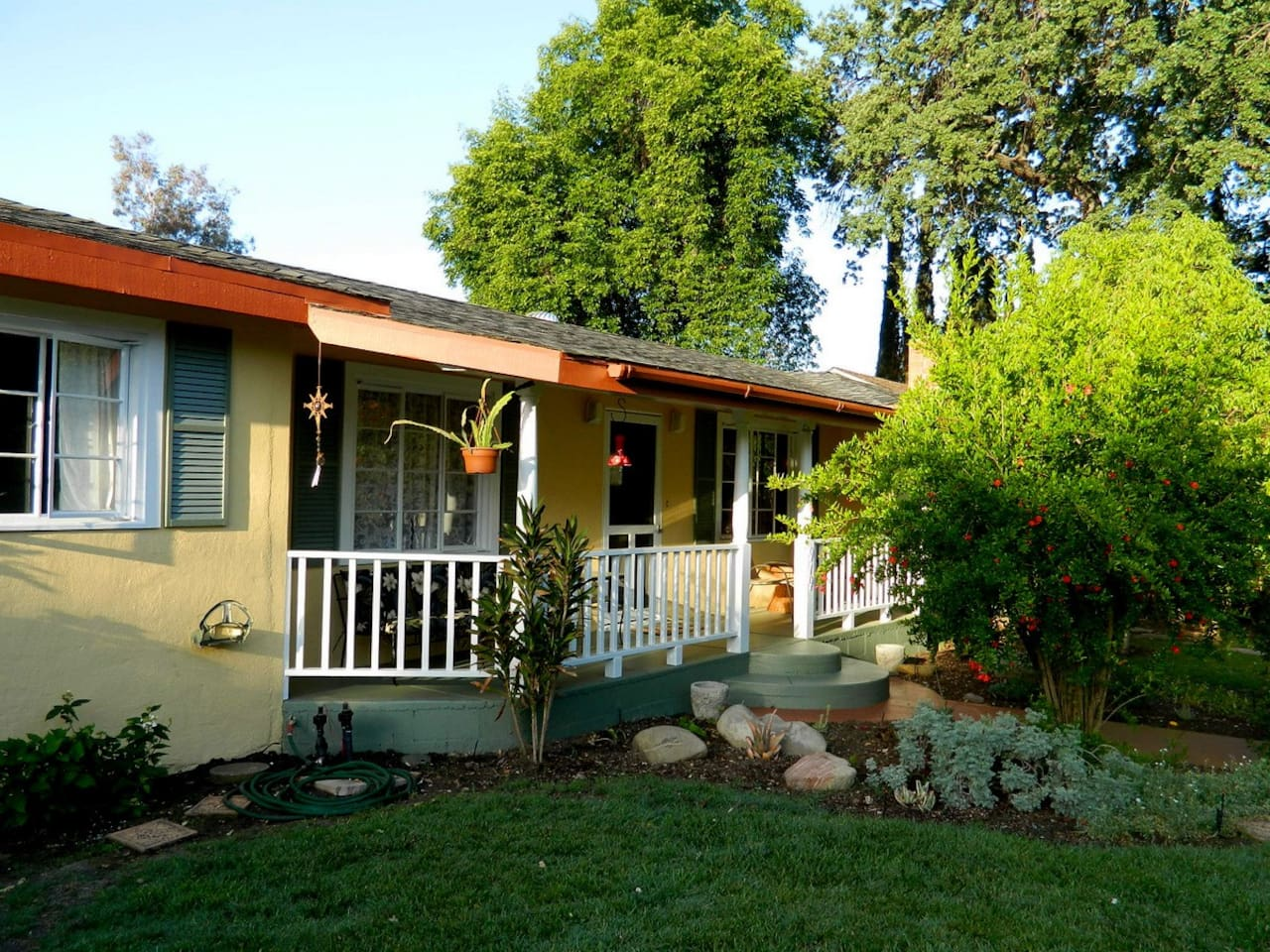 Welcome to Matilija Cottage