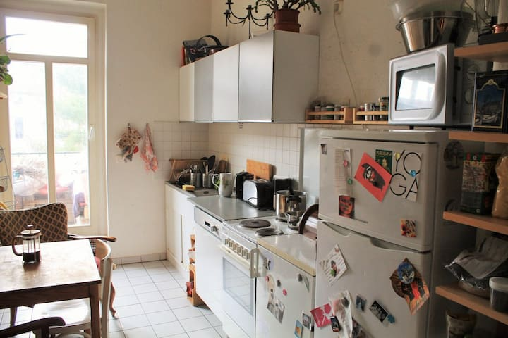 günstiges, schönes Zimmer im Leipziger Osten