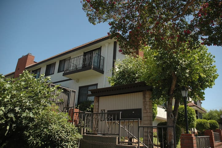 Bright Nice Private Room 安靜敞亮獨立房 - Monterey Park - Apartmen