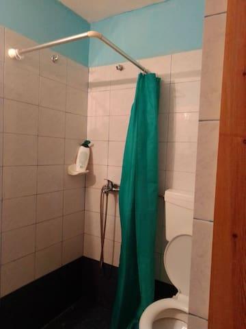 Caldera room to share