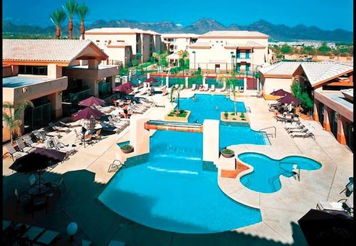 Scottsdale 2br suite - Sleeps up to 6